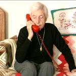 Copie de blanche telephone