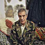 Crédit photo : TheLeon Vitali Légende photo : Hamid Harir, chibani de 63 ans, dans sa chambre de 12 mètres carrés. Il est menacé d'expulsion à la demande du propriétaire des lieux.