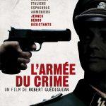 L'ARMÉE DU CRIME AFFICHE