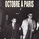 OCTOBRE A PARIS AFFICHE