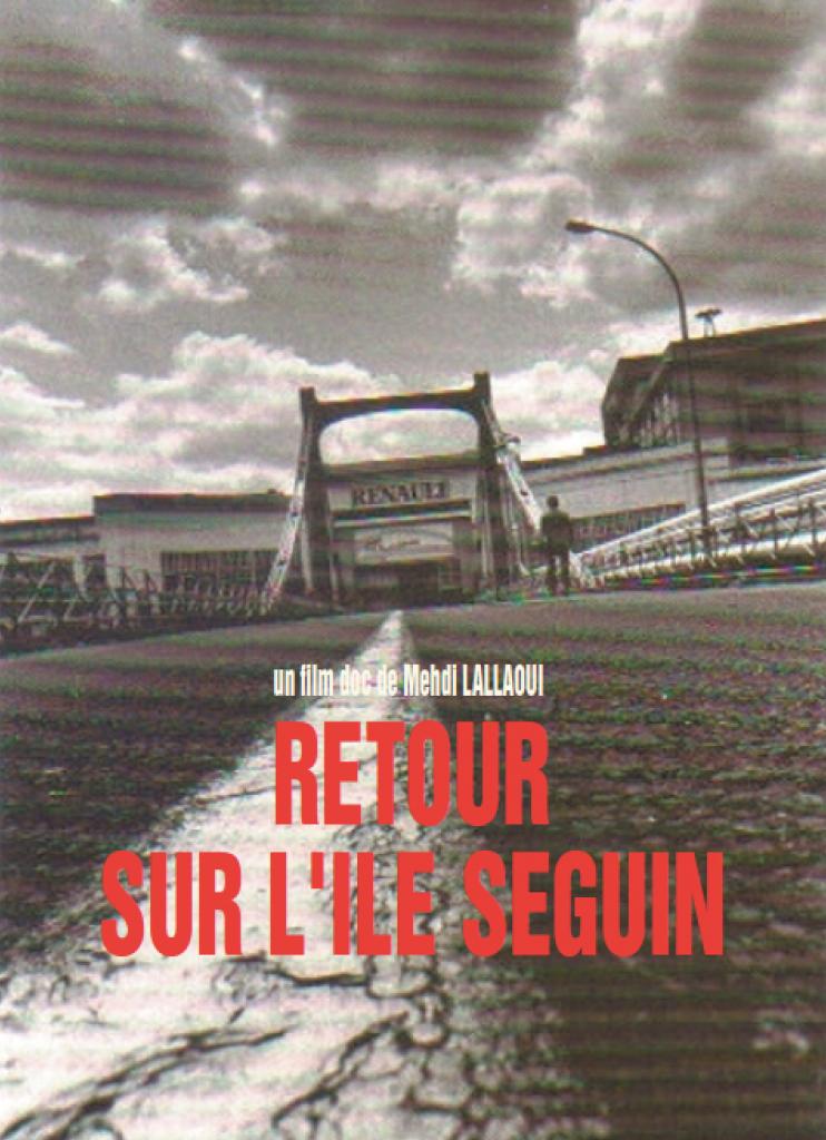 RETOUR SUR L'ÎLE SEGUIN