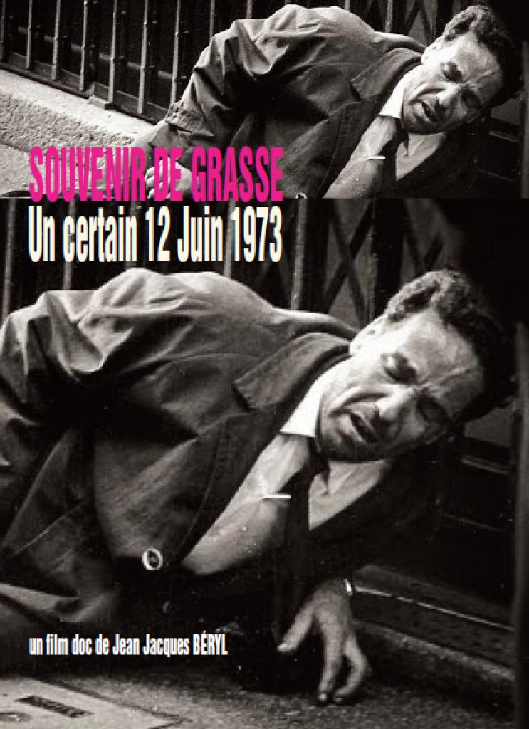 SOUVENIR DE GRASSE, Un certain 12 Juin 1973