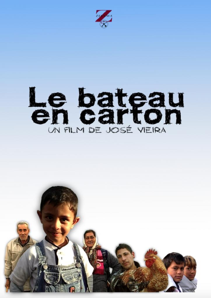 LE BATEAU EN CARTON