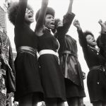 BLACK PANTHERS FEMMES