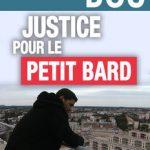 justice-pour-le-petit-bard affiche