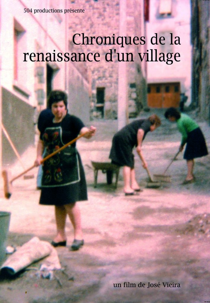 CHRONIQUE DE LA RENAISSANCE D'UN VILLAGE