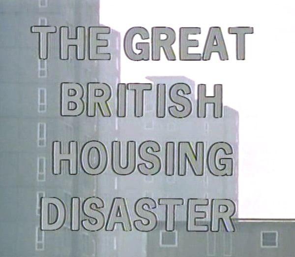 Inquiry : The Great British Housing Disaster