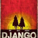 Affiche Django unchained 3