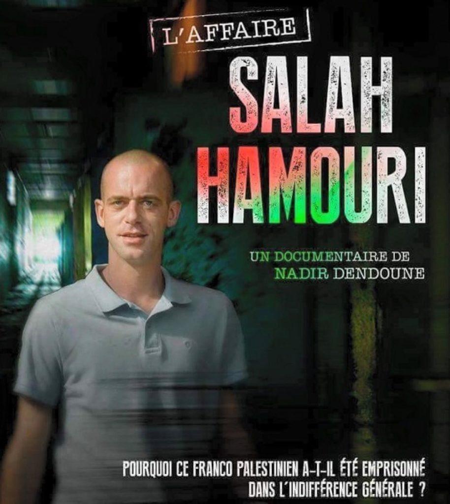 L'AFFAIRE SALAH HAMOURI