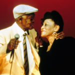 Buena Vista Social Club (1999) Directed by Wim Wenders Shown (l-r): Ibrahim Ferrer, Omara Portuondo