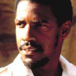 CRY FREEDOM, Denzel Washington, (as Steven Biko), 1987.