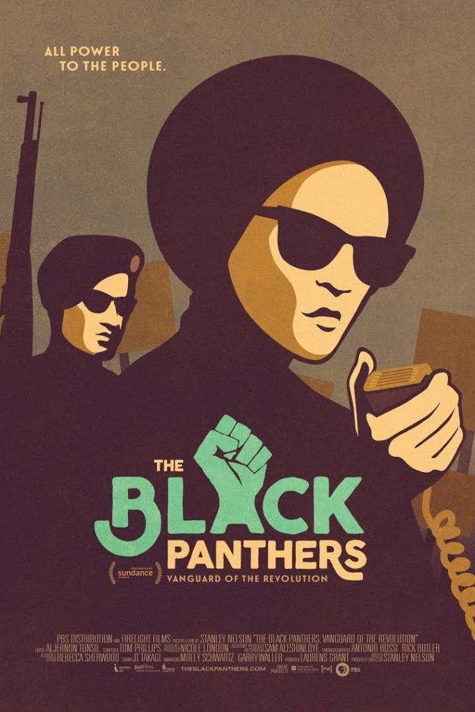 THE BLACK PANTHERS, Vanguard of the Revolution