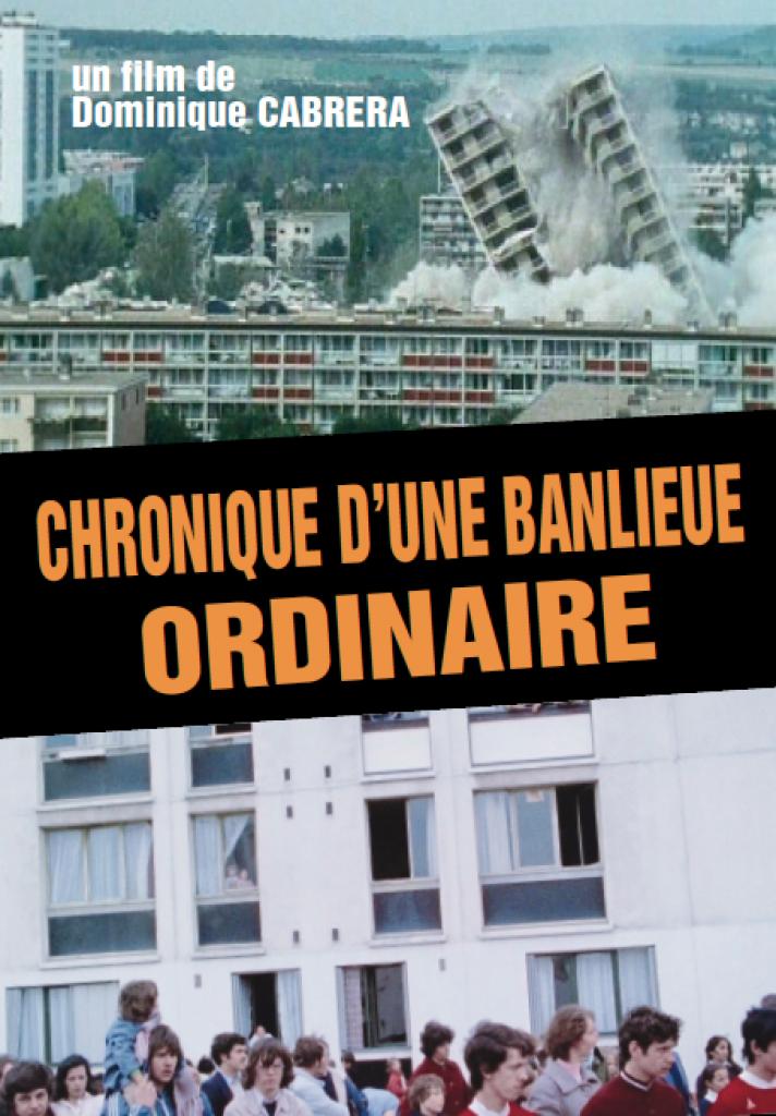 CHRONIQUE D'UNE BANLIEUE ORDINAIRE